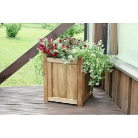 Small flower box 35x35x37