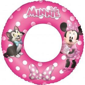 Надувное детское кольцо Bestway Minnie 56cm