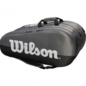 Tenisa rakešu soma Wilson Team 3 Comp GY