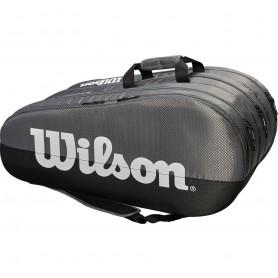 Tennis racket bag Wilson Team 3 Comp GY