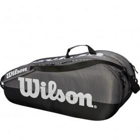 Tenisa rakešu soma Wilson Team 2 Comp GY