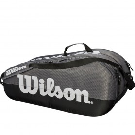 Tennis racket bag Wilson Team 2 Comp GY