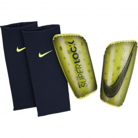 Nike Merc LT Superlock football shin guards