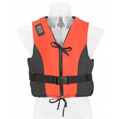 Glābšanas veste - peldveste Besto Dinghy 50N ar rāvējslēdzēju XL(70+kg)