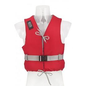 Bērnu glābšanas veste - peldveste Besto Dinghy 50N RED XS(30-40kg)
