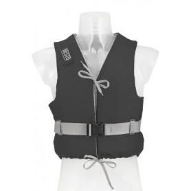 Bērnu glābšanas veste - peldveste Besto Dinghy 50N BLACK XS(30-40kg)