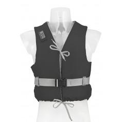Bērnu glābšanas veste - peldveste Besto Dinghy 50N BLACK