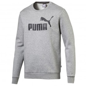 Puma Essentials Logo Crew Fl men's sweatshirt