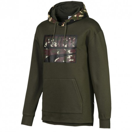 Puma Rebel Camo Hoody FL men's sweatshirt