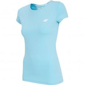 4F H4Z19 TSD001 Sieviešu T-krekls