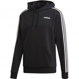 Adidas Essentials 3 Stripes Pullover French Terry