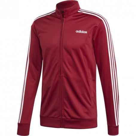 Adidas Essentials 3 Stripes Tricot Track Top men's sweatshirt