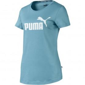 Puma Ess Logo Tee Sieviešu T-krekls