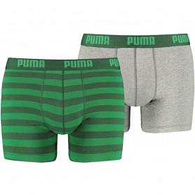 Vīriešu apakšbikses Puma Stripe 1515 Boxer 2P
