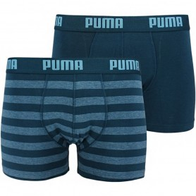 Men's underwear Puma Stripe 1515 Boxer 2P