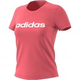 Adidas W Essentials Linear Slim T Sieviešu T-krekls