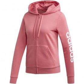 Adidas W Essentials Linear FZ HD women sports jacket