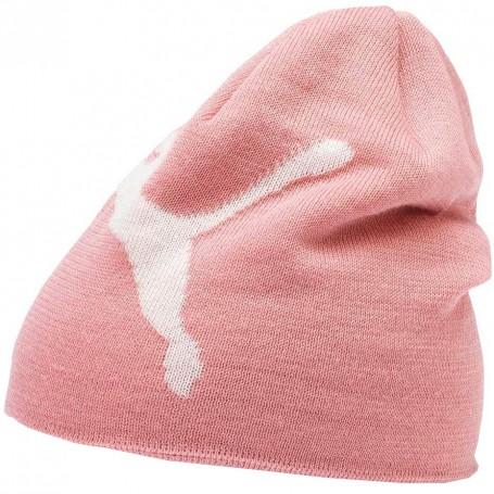 Puma Ess Logo Beanie женская шапка