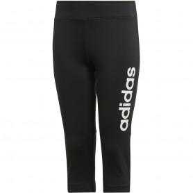 Tüdrukute püksid Adidas YG TR Linear 3/4 tight
