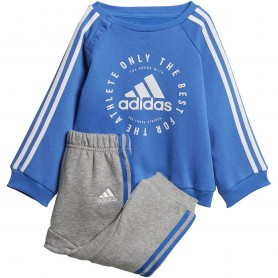 Bērnu sporta tērps Adidas I 3 Stripes Jogger FL