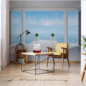 Sea And Sky 3D Penthouse View