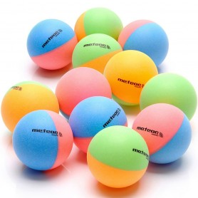 Meteor Table tennis balls 12 pcs