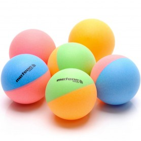 Meteor Table tennis balls 6 pcs