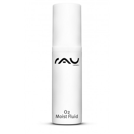 """RAU O2 Moist Fluid"" 5ml fluīds sejas ādai"