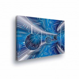 3D Canvas Photo Print