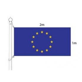 Европейский Союз флаг (флаг мачты) 2x1m