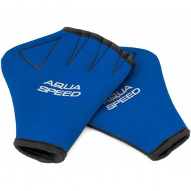 Swimming gloves Aqua-Speed