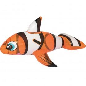 Piepūšamā zivs Bestway 157x94cm