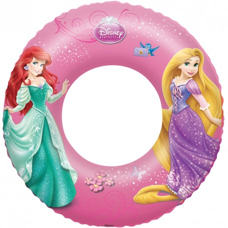 Inflatable children's ring Princess 56cm