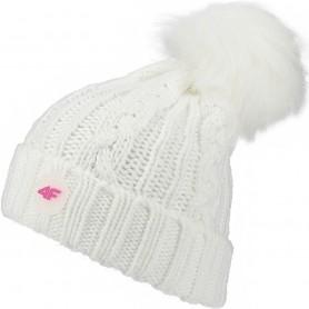 Junior winter hat 4F HJZ19 JCAD009