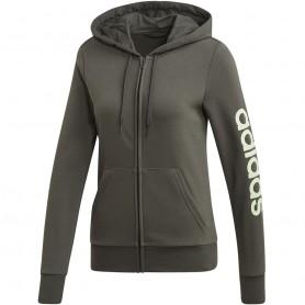 Women sports jacket Adidas W Essentials Linear FZ HD