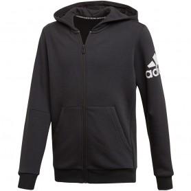 Children sports jacket Adidas YB MH Bos FZ FL