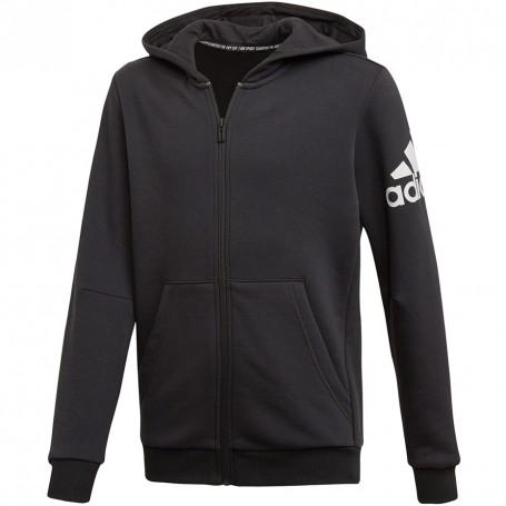 Bērnu sporta jaka Adidas YB MH Bos FZ FL