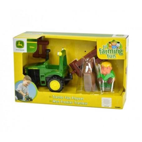 Tomy John Deere Fun With Tractor
