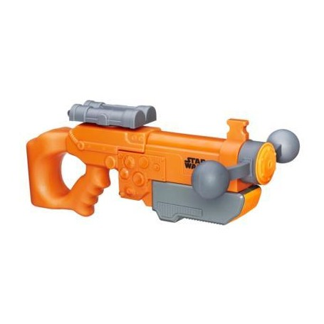 Nerf Super Soaker Star Wars Episode VII Chewbacca Bowcast