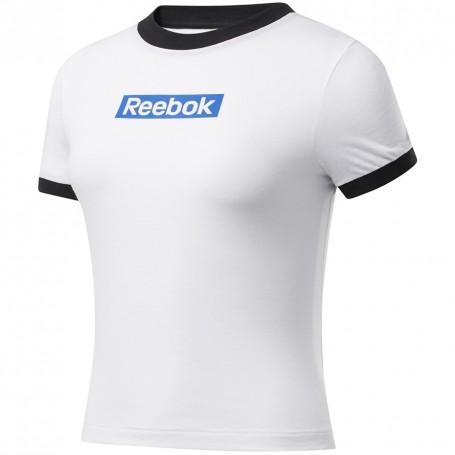 Sieviešu T-krekls Reebok Training Essentials Linear Logo Tee