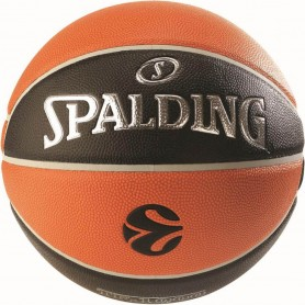 Basketball ball Spalding Euroleague TF-1000
