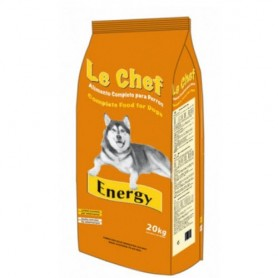 LE CHEF Energy Dog Adult 20kg