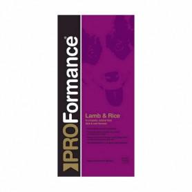 Sausā barība suņiem PROFormance Dog Adult Lamb & Rice 15kg