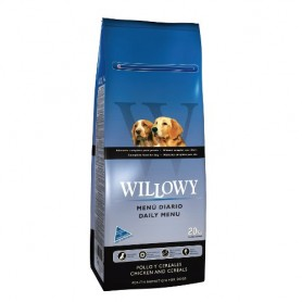 WILLOWY Daily Menu Dog Adult 20kg