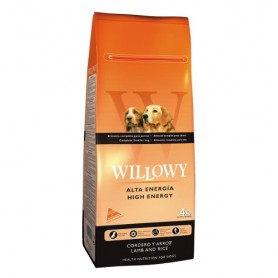 WILLOWY High Energy Dog Adult 4kg