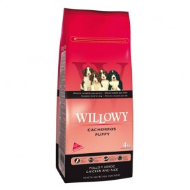 WILLOWY Puppies Dog 4kg