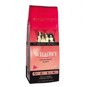 WILLOWY Puppies Dog 20kg
