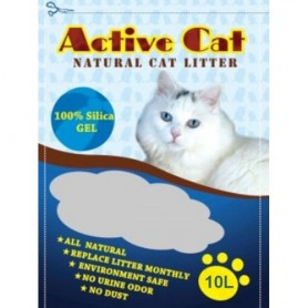 Kaķu smiltis Active Cat 10l