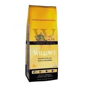 Сухой корм для кошек Willowy Cat Adult Chicken 20кг