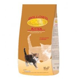 Сухой корм для кошек Willowy Gold Cat Adult Kitten 10kg